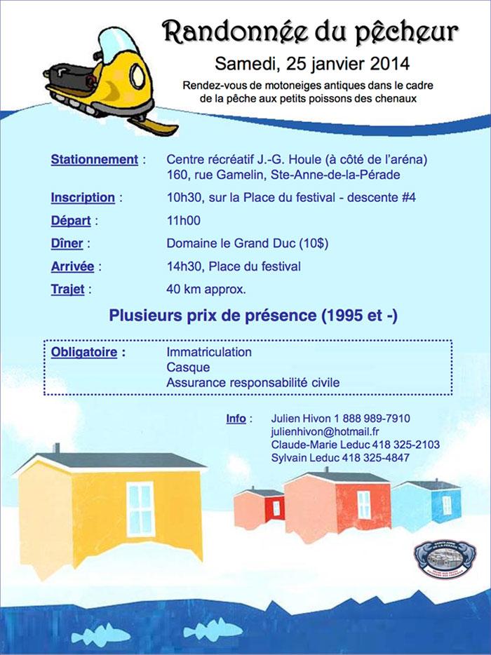 Randonnée Pêcheur 2014